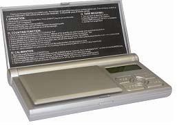 Báscula Digital Fuzion FS 500x0.1 gr