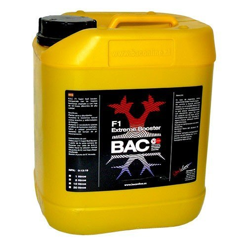 BAC F1 Extreme Booster 5 L