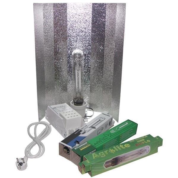 Kit de iluminacin 600 w Sylvania Grolux  Stuko