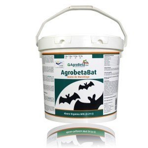 AgrobetaBat 1 kg Guano de murcielago