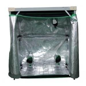 Armario de cultivo Grow Tent clone station 80 x 50 x 90 cms