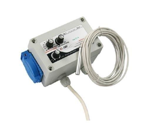 Controlador de temperatura minima