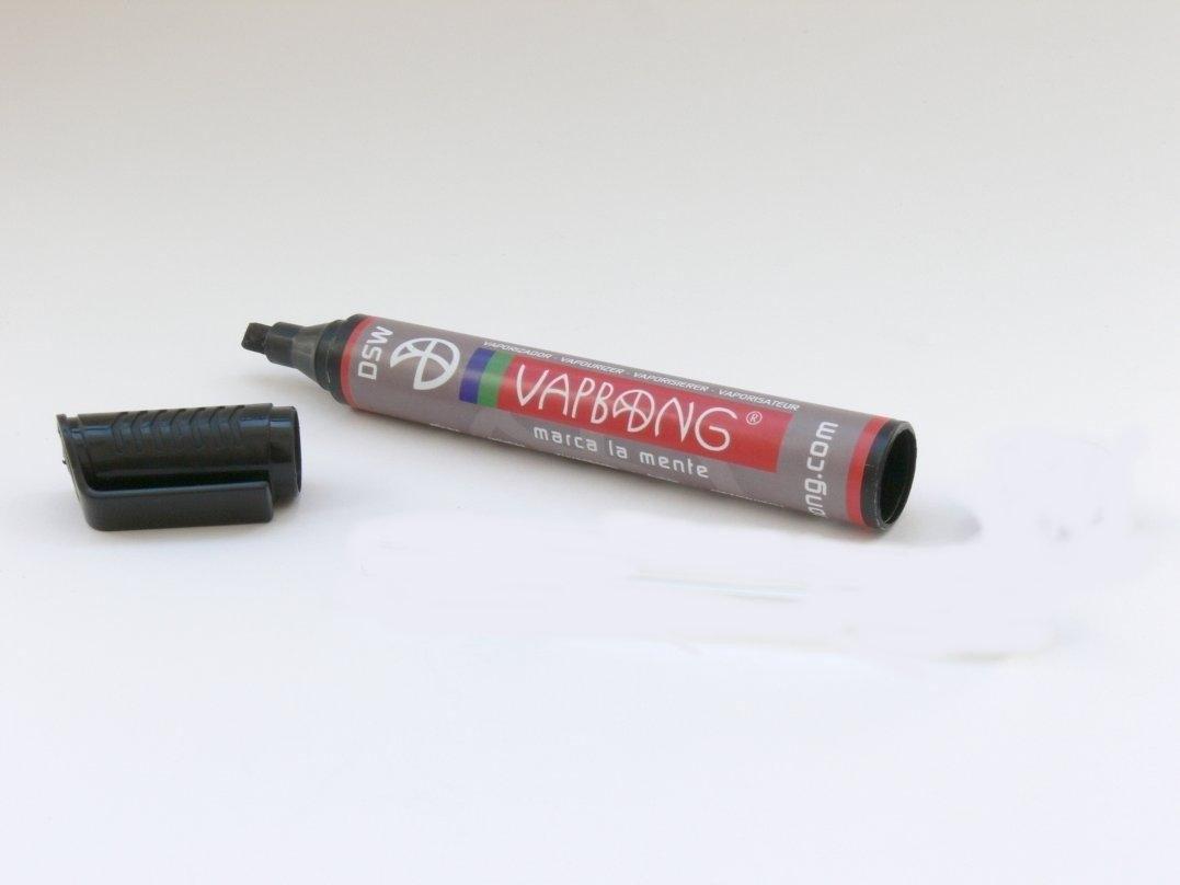 Estuche sin tapón repuesto para VapBong