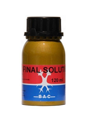 BAC Final Solution 120 ml