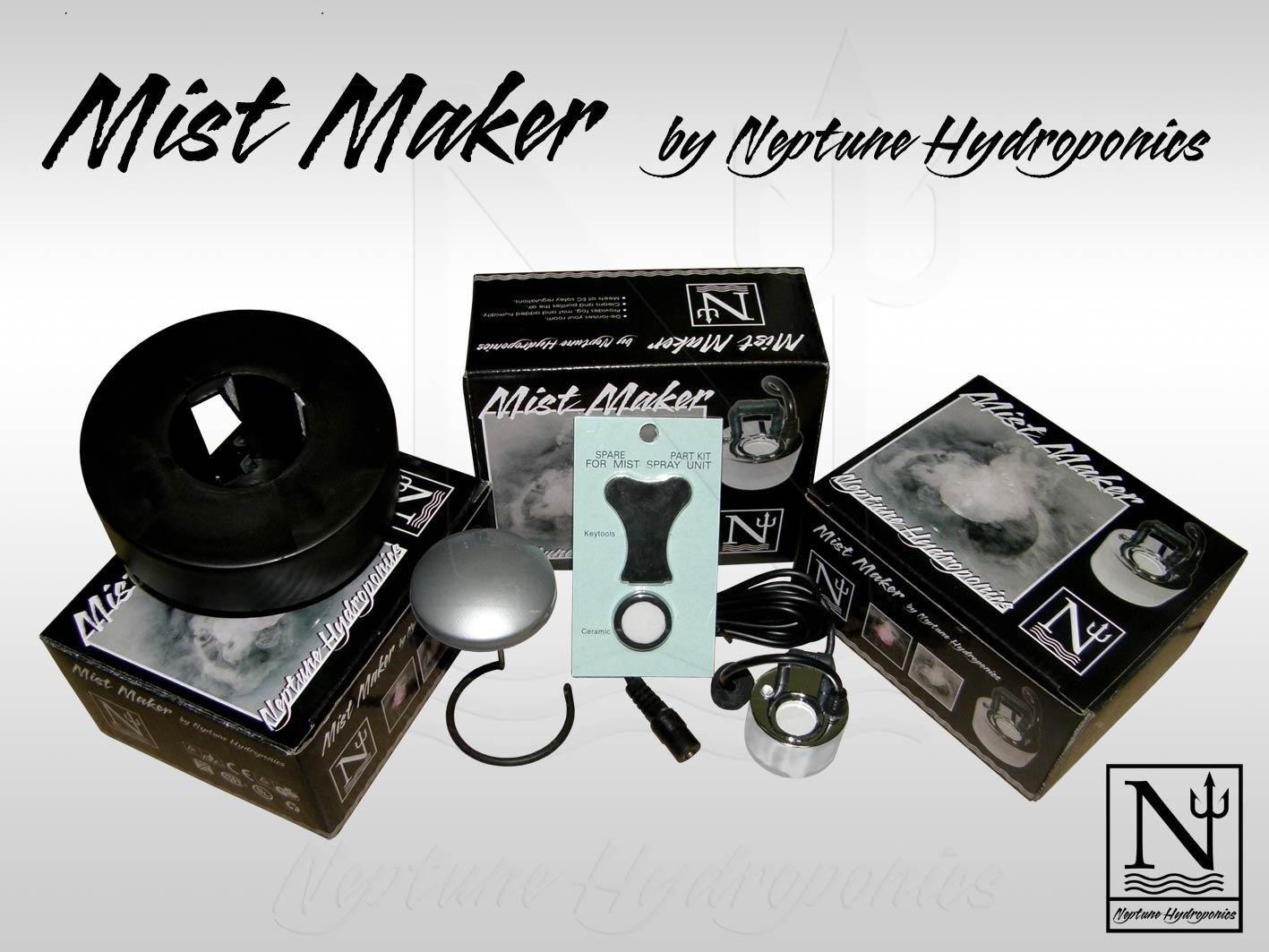 Humificador por ultrasonidos Mist Maker 1 menbrana