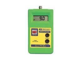 Medidor continuo PH Milwaukee con alarma