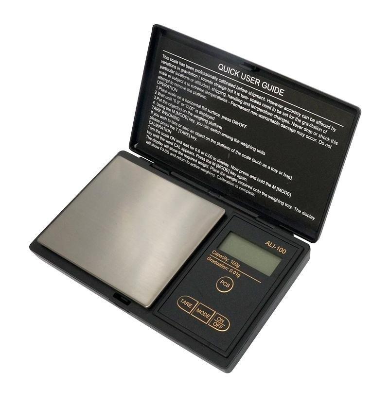 Bascula Pure Scale Ali - serie II 100 x 0.01 g