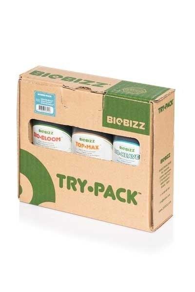 Bio Bizz Try Pack Hydro Kit Fertilizantes Cultivo Hidroponico