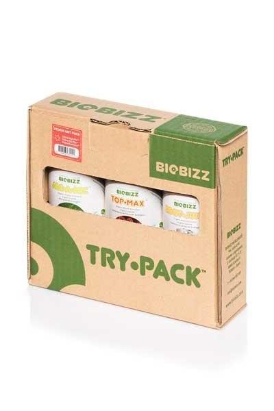 Bio Bizz Try Pack Stimulant Kit Estimuladores Cultivo Ecologico