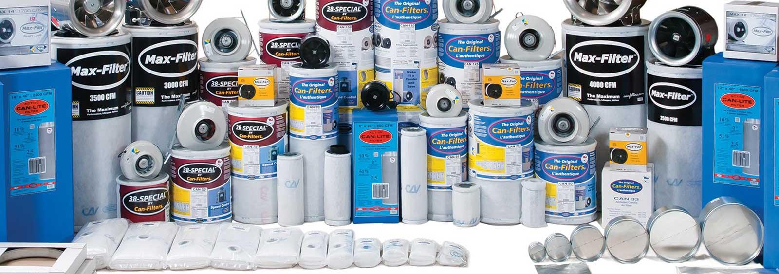Descubre los sistemas antiolor Can-Filters